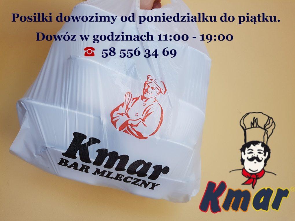 Jedzenie na telefon - Kmar Gdańsk
